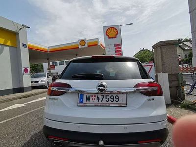 gebraucht Opel Insignia Country Tourer EcoFlex 2.0 CDTI Kombi / Family Van