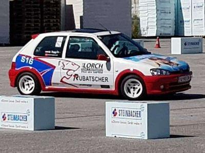 gebraucht Peugeot 106 Gti Klein-/ Kompaktwagen