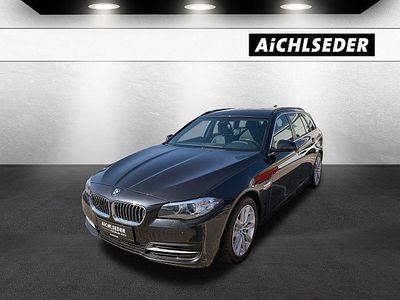 gebraucht BMW 520 d xDrive Touring AT NAV/LEDER