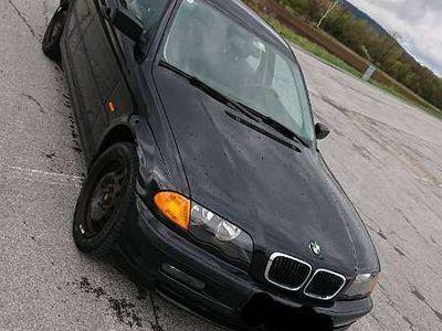 usata BMW 318 3er-Reihe (E46)