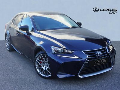 gebraucht Lexus IS300 Business Aut. +LSS+SD+GPS+Sport-Paket