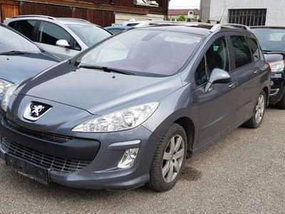 gebraucht Peugeot 308 1,6 HDi 115 FAP Premium