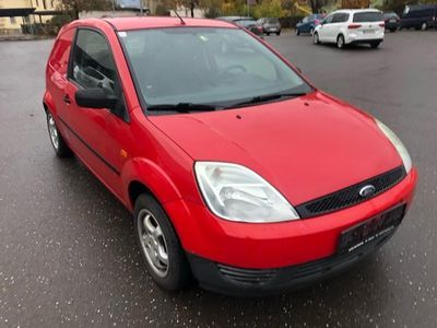 gebraucht Ford Fiesta Ambiente 1,4 TDCi