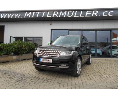 gebraucht Land Rover Range Rover 4,4 SDV8 Vogue DPF EXTRAS