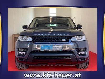 gebraucht Land Rover Range Rover Sport 3,0 HSE Dynamik-Paket
