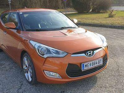 gebraucht Hyundai Coupé Veloster 1.6 GDI Sport Plus Sportwagen /