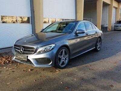 gebraucht Mercedes C220 d AMG Line Aut.