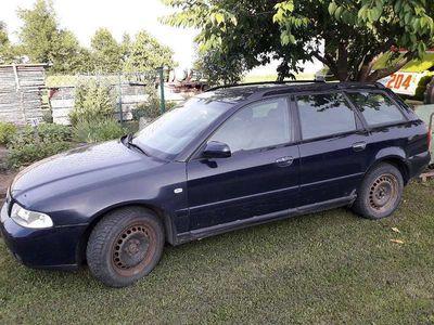 gebraucht Audi A4 Kombi / Family Van,