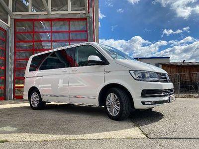 gebraucht VW Multivan T6Highline 2,0 TDI BMT DSG