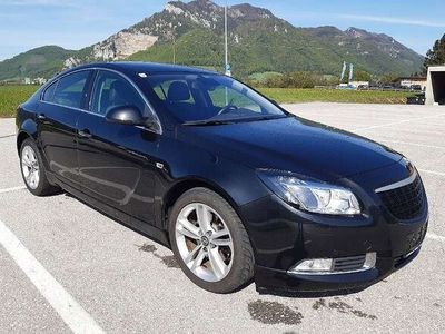 gebraucht Opel Insignia 2,0 CDTI DPF Sport Ecotec Allrad 1.Besitz Limousine