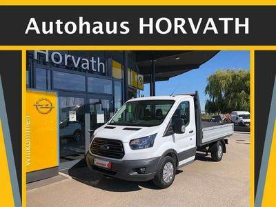 gebraucht Ford Transit Pritsche 2,0 L2H1 350 NETTO € 18.325.-