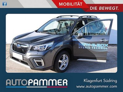 gebraucht Subaru Forester 2,0i e-Boxer Style AWD Aut.