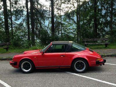gebraucht Porsche 911 targa Cabrio / Roadster