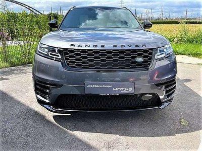 gebraucht Land Rover Range Rover Velar R-Dynamic SE 3,0 V6 Twinturbo Allrad Aut. Panorama