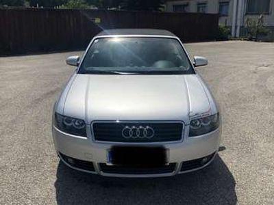 gebraucht Audi A4 Cabriolet 1,8 T