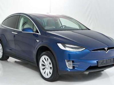 gebraucht Tesla Model X 90D 6-Sitzer Garantieverlängerung AP Kaltwetter