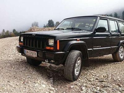 gebraucht Jeep Cherokee 2.5 TD LIMITED SUV / Geländewagen