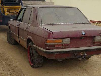gebraucht BMW 518 5er-Reihe i Limousine