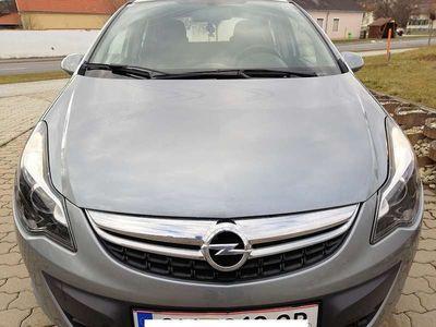 gebraucht Opel Corsa 1,3 CDTI Klein-/ Kompaktwagen,