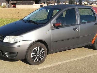 gebraucht Fiat Punto 1.2 benzin, 188/BXA1A/01X Klein-/ Kompaktwagen