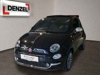 gebraucht Fiat 500C Cabrio 1.2 Dualogic