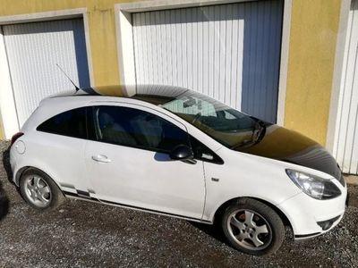 gebraucht Opel Corsa 1,4 Color