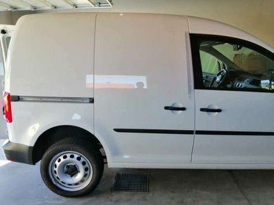gebraucht VW Caddy Kombi 2,0 TDI 4MOTION