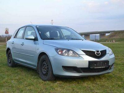 gebraucht Mazda 3 1,6i TX