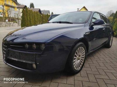 gebraucht Alfa Romeo 159 Alfa SW 1,9 JTDM 16V Elegante