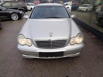 gebraucht Mercedes C200 T Avantgarde CDI