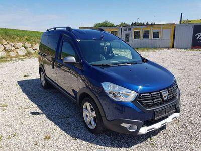 gebraucht Dacia Dokker Stepwey Tce 115 Kombi / Family Van