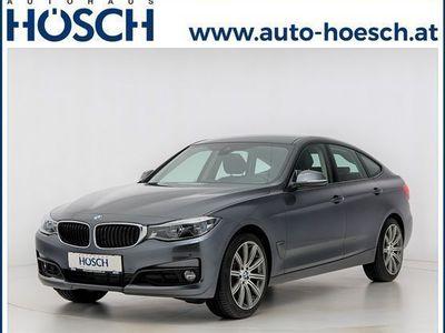 gebraucht BMW 318 Gran Turismo d Advantage Aut. LP:58.357.-/mtl.182.-*