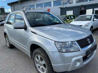 gebraucht Suzuki Grand Vitara Vitara1,9 DDiS special+ SUV / Geländewagen