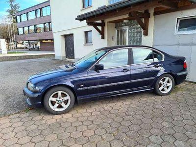 gebraucht BMW 323 3er-Reihe (E46)