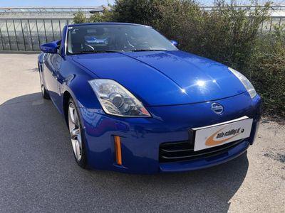 gebraucht Nissan 350Z Roadster Premium Pack 58.800 Km Pickerl 07/2020