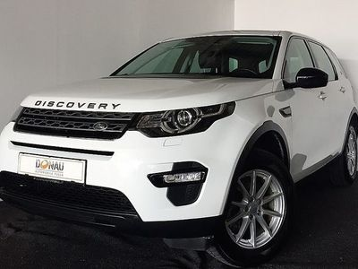 gebraucht Land Rover Discovery Sport 2,0 TD4 4WD Pure * Leder *