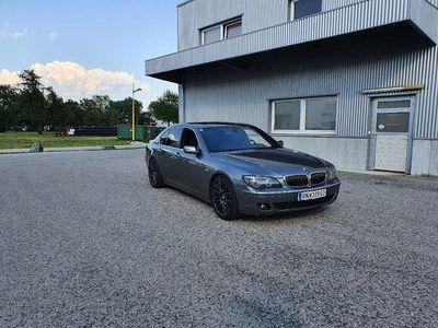gebraucht BMW 750 7er-Reihe e65 i fl Limousine