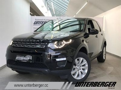 gebraucht Land Rover Discovery Sport 2,0 TD4 Pure
