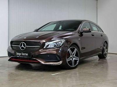 gebraucht Mercedes CLA250 Shooting Brake Sport 4MATIC Aut.