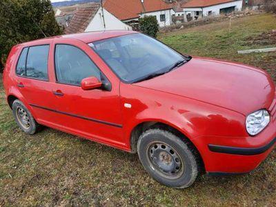 gebraucht VW Golf IV 1.4 Klein-/ Kompaktwagen