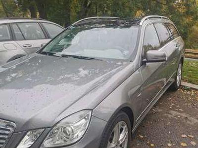 gebraucht Mercedes E250 Elegance CDI Aut.