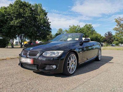gebraucht BMW 325 Cabriolet 3er-Reihe d cabrio / Roadster