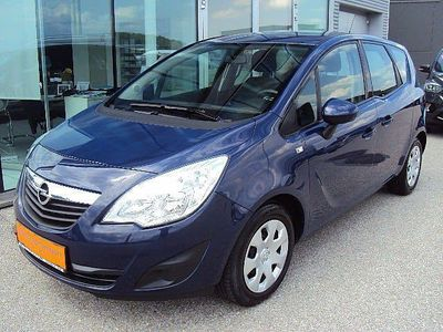 gebraucht Opel Meriva 1,4 Twinport Cool & Sound Kombi / Family Van,