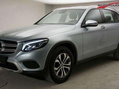 gebraucht Mercedes GLC250 d 4MATIC Aut. LED Scheinwerfer, Navi, Sitzheizung,