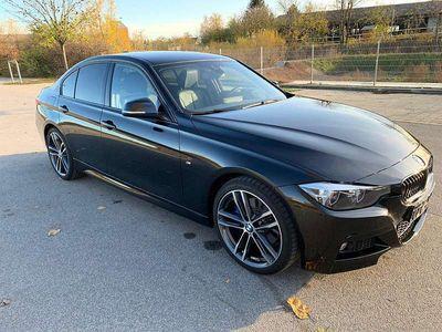 gebraucht BMW 318 3er-Reihe (F30) M Sport Aut.