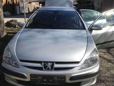 brugt Peugeot 607 titane-lux HDI Limousine,