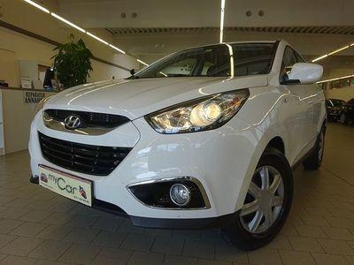 gebraucht Hyundai ix35 1,7 CRDi Life DPF SUV / Geländewagen,