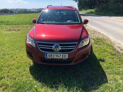 gebraucht VW Tiguan Sport&style 4Motion SUV / Geländewagen