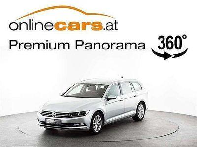 gebraucht VW Passat Variant Highline 2,0 TDI SCR DSG Kombi / Family Van,