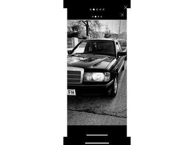 gebraucht Mercedes 190 1,8